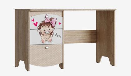 Стол для детской Ёжики