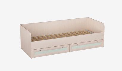 Кровать для детской Кр-41 Бриз. Ментол