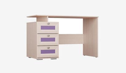 Стол для детской Бриз. Фиолетовый