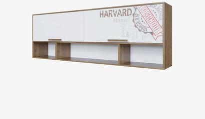 Полка навесная над кроватью Гарвард