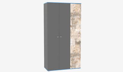 Шкаф комбинированный Индиго 13.06