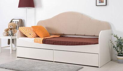 Детская кровать Шелл