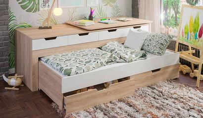 Детская кровать трансформер Гулливер