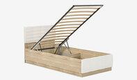 Кровать одинарная 90 Линда 303 с подъёмным механизмом