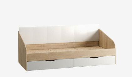Кровать одинарная Линда 01.60