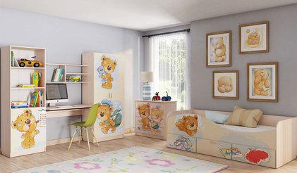 Детская Мишки комплект 1