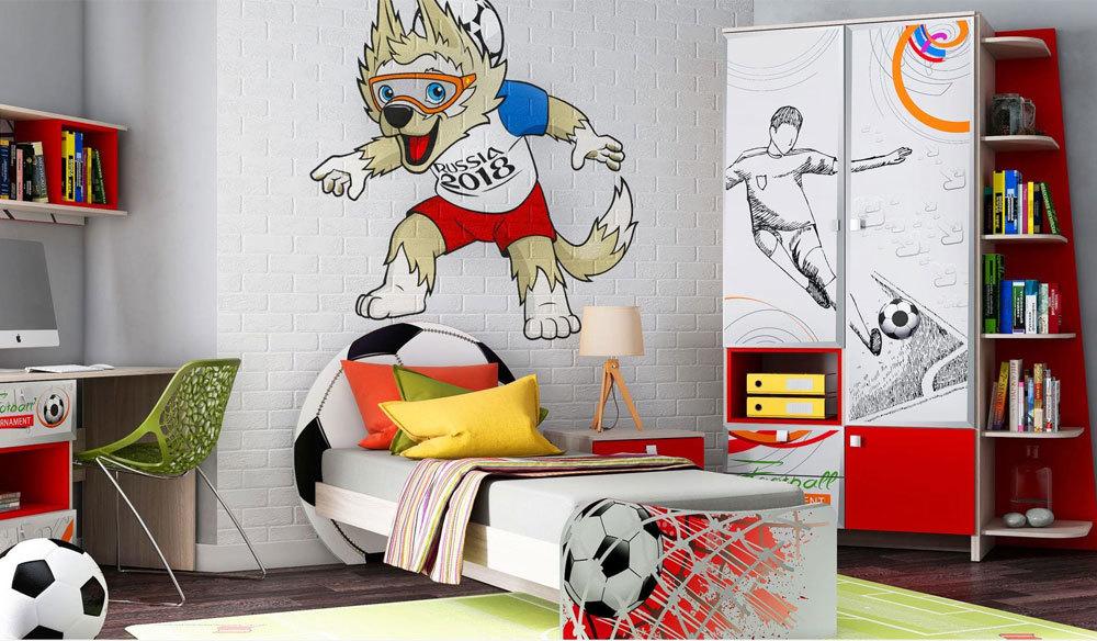 Детская Футбол комплект 2