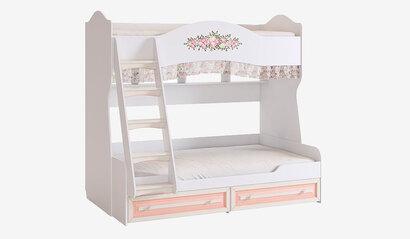 Кровать двухъярусная Алиса