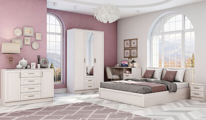 Спальня Принцесса. Комплект 1