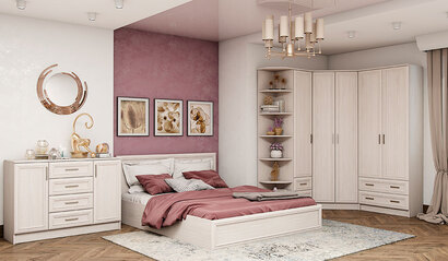 Спальня Принцесса. Комплект 2