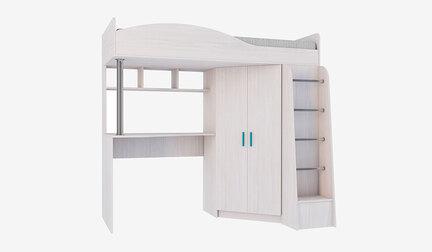 Кровать-чердак Каприз-2