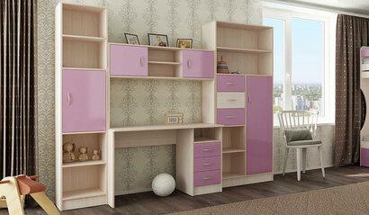 Детская Буратино розовый. Комплект 1