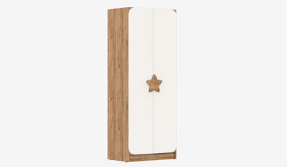 Шкаф 2-х дверный Колибри