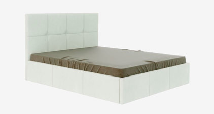 Кровать Куба. Белая