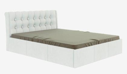Кровать Лагуна. Белая