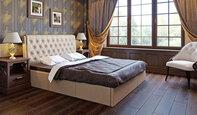 Кровать Прима. Бежевая