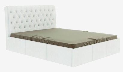 Кровать Прима с подъёмным механизмом. Белая