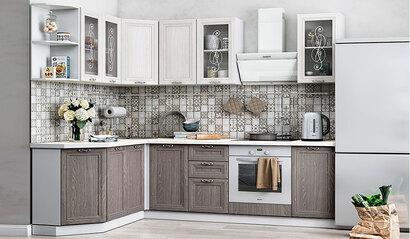 Кухня Александрия. Комплект 1