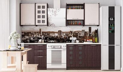 Кухонный гарнитур Легенда 19 (2.0)