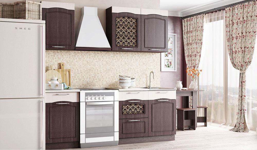 Кухонный гарнитур Легенда 23 (1.5)