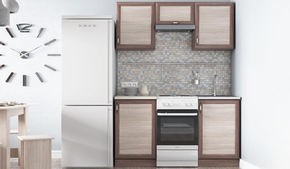 Кухонный гарнитур Легенда 25 (1.0). Ясень