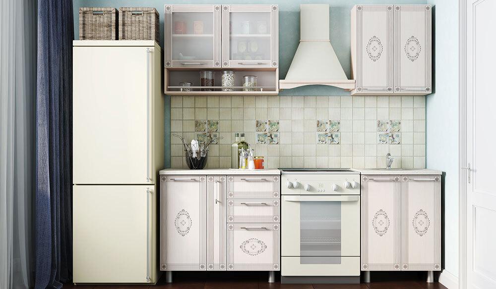 Кухонный гарнитур Легенда 3 (1.5)