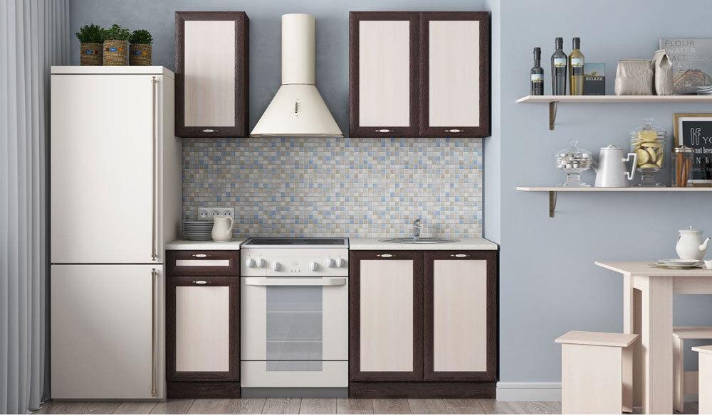 Кухонный гарнитур Легенда 31 (1.2) Венге