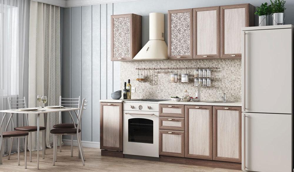 Кухонный гарнитур Легенда 32 (1.6)