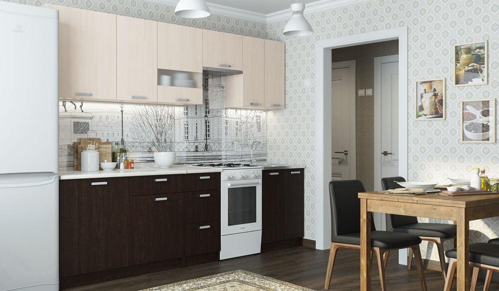 Кухонный гарнитур Розалия 2.1