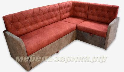 Кухонный угловой диван Забава