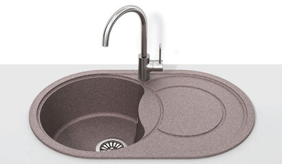Кухонная мойка Модель F03