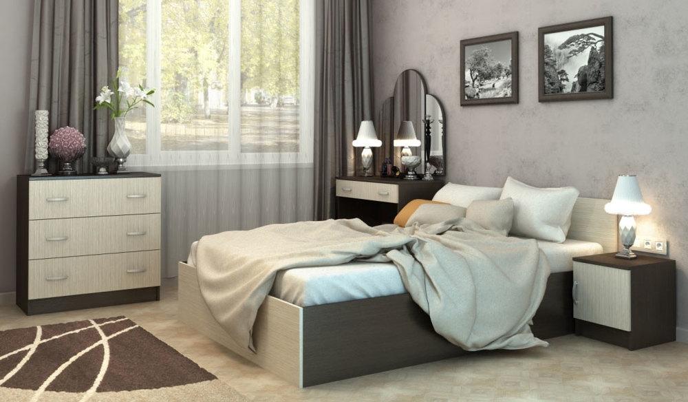Спальня Бася. Комплект 2