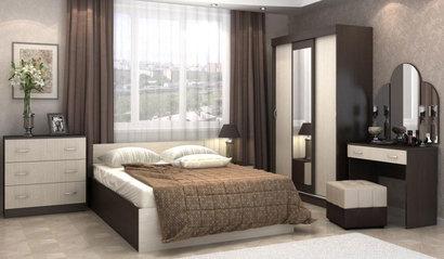 Спальня Бася. Комплект 4