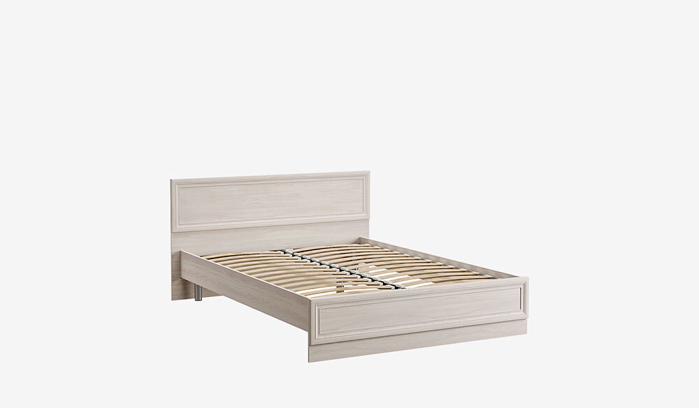 Кровать двойная 01.36 Бьянка 160