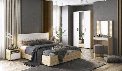 Спальня Зара. Комплект 2