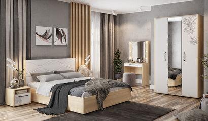 Спальня Зара. Комплект 1