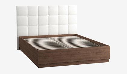 Кровать Камея 11.04 + Ортопедическое основание с подъёмным механизмом