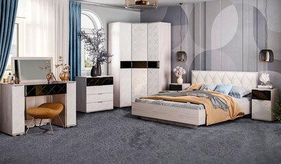 Спальня Кимберли. Комплект 2