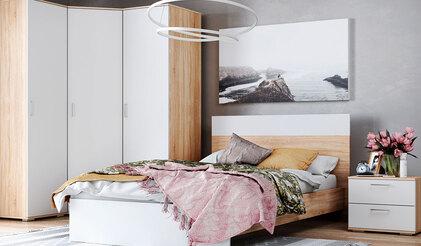 Модульная спальня Лайт. Комплект 2