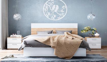 Модульная спальня Лайт. Комплект 4