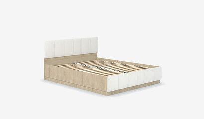 Кровать двойная Линда 303 160 с подъёмным механизмом