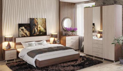 Спальня Монако. Ясень