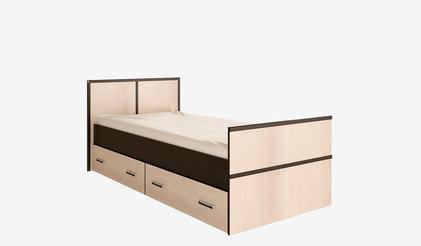 Кровать Сакура 0.9