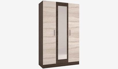 Шкаф 3-х дверный Леси. Дуб кантербери