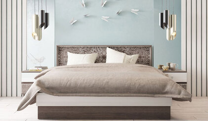 Кровать КР-17. Эстетика