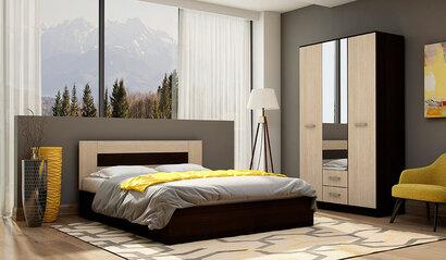 Спальня Сити-1. Комплект