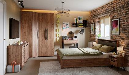 Спальня NATURE. Комплект 3