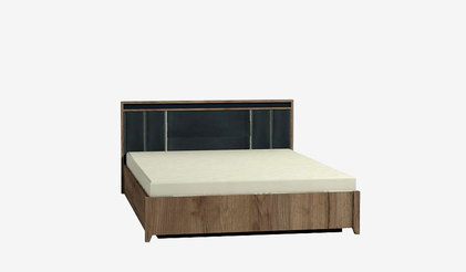 Кровать NATURE 307 Люкс с подъемным механизмом (1600)