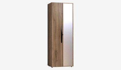 Шкаф для одежды Nature 54 КОРПУС+ФАСАД Стандарт+Зеркало