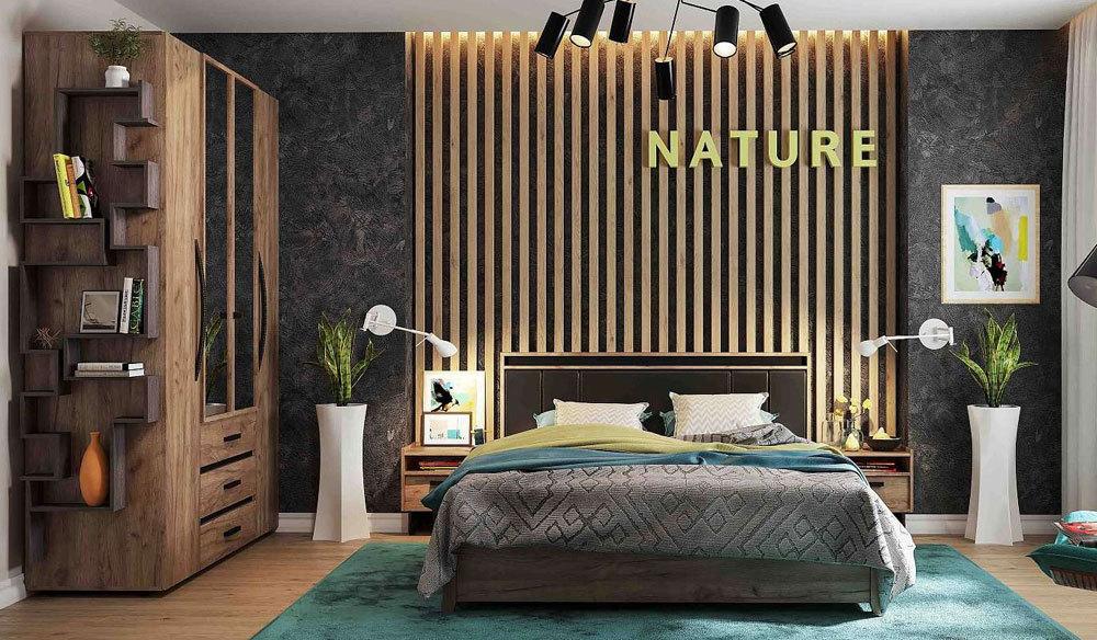 Спальня NATURE